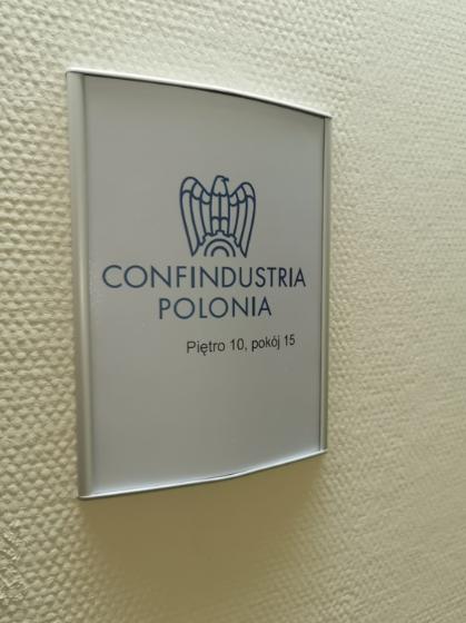 APERTURA DELLA NUOVA SEDE DI CONFINDUSTRIA POLONIA A KATOWICE
