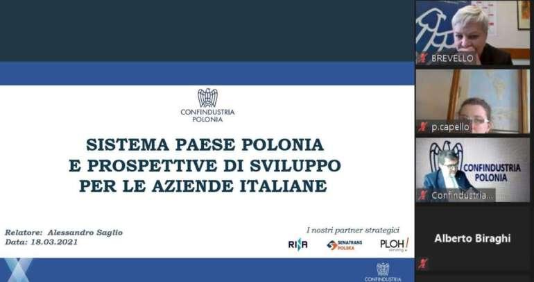 FOCUS POLONIA – 18 Marzo 2021