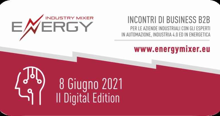 Energymixer – incontri di networking per l'Industria