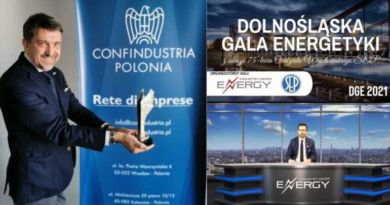 ENERGY INDUSTRY MIXER – PREMIO: Integrazione delle imprese nell'ambiente business