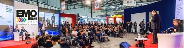 EMO MILANO 2021: The magical world of metalworking