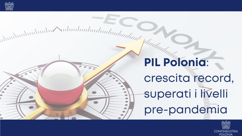 Rekordowy wzrost PKB w Polsce