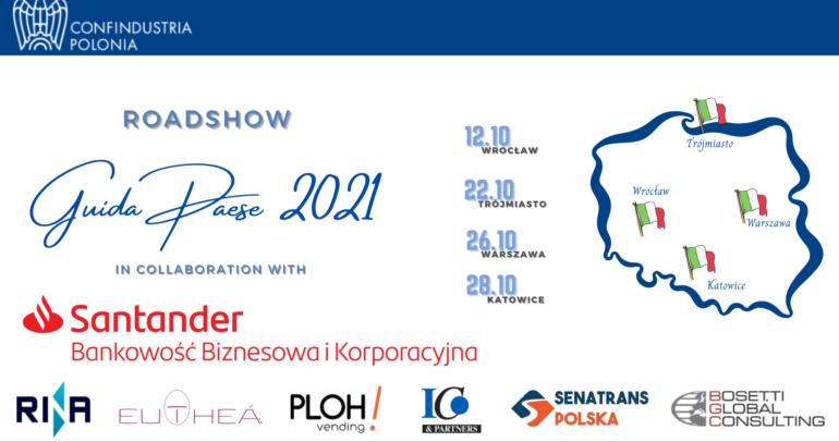 Roadshow – Guida Paese 2021